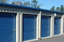 Backyard Storage Units Self Storage Pensacola Fl By Out O U0027 Space Storage