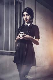 Addams Family Halloween Costumes 25 Wednesday Addams Halloween Costume Ideas