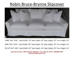 best slipcover sofa barnett furniture slipcover sofas sectionals chair and ottoman
