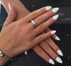 62 best acrylic nails images on pinterest almond shape nails