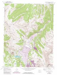 Keystone Colorado Map by Copper Mountain Topographic Map Co Usgs Topo Quad 39106d2