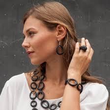 grande earrings resin earrings earrings australia design australian resin