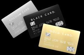 Visa Black Card Invitation Luxury Card Made Of Stainless Steel