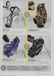 best golf bags golf digest list includes sun mountain