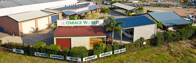 Awnings Townsville Garage World In Townsville Offer Industrial Garages Domestic