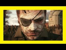 Metal Gear Halloween Costume Metal Gear Solid Phantom Pain Le Film Complet En Français