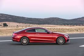 Mercedes C Class Coupe Convertible New 2016 Mercedes C Class Coupe Takes Fashion Lessons From The