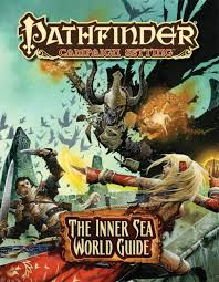 Sea World Map Pathfinder Campaign Setting The Inner Sea World Guide James