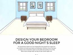 Bedroom Tax Policy Design Your Bedroom For A Good Night U0027s Sleep Business Insider