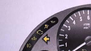 vauxhall corsa c airbag light turn it off youtube