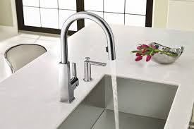 open the tap on new kitchen and bath faucet designs remodeling