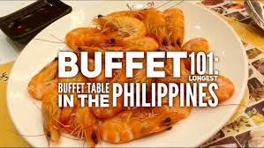 best buffets manila episode 3 buffet 101 longest buffet table