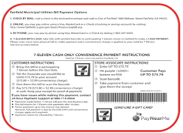 way bills online paynearme now lets you pay your utility bill at the local 7 eleven