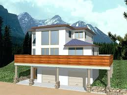 sloped lot house plans house plans for hillside lots vacation house plans sloped lot