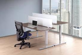 StandUp Standing Desks Standing Desk Series Stand Up Desk For - Office source furniture