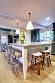contemporary kitchen islands with seating kitchen island contemporary kitchen island design image of