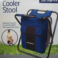Samsonite Chairs For Sale Best Samsonite Backpack Cooler Stool For Sale In Brazoria County