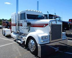 kenworth show truck semi trailers pinterest two tone paint