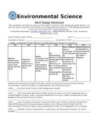 environmental science bioinformatics water pollution