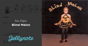 No Rain Lyrics Blind Melon No Rain Chords U0026 Lyrics Blind Melon