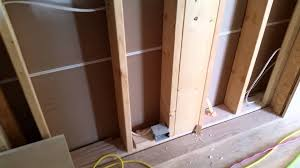 Recessed Baseboards by Position Your Outlet Sideways In The Baseboard Youtube