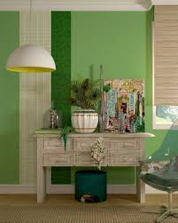 interior surprising green color scheme for amazing home interior