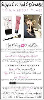 makeup courses in nj makeup class muah makeup and lash bar westwood new jersey