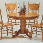 white and light wood kitchen chairs