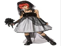 Scariest Halloween Costume Scary Halloween Costumes Kids Girls