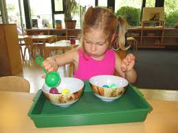 Table Setting Healthy Beginnings Montessori by Stepping Stones Curriculum Guide