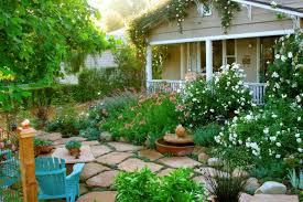 Country Cottage Garden Ideas Front Yard Nilsen Landscape Design Elements Of Cottage Garden