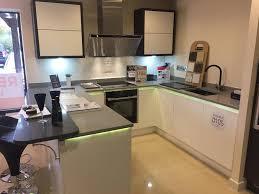 display fitted prestige kitchen clearance aluma neff rrp
