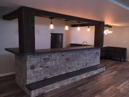 Bar Decor Ideas Best 25 Basement Bars Ideas On Pinterest Man Cave Diy Bar