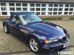 1997 bmw z3 for sale 1997 sports convertible z3 for sale in united kingdom