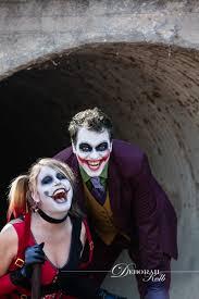 joker and harley quinn halloween shoot 7 by lukestrife5 on