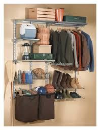 Laundry Room Storage Systems by Storability Garment Wall Mount Storage System With Drying Rack And