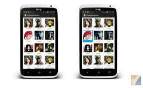 gridview android custom grid view exle android building images
