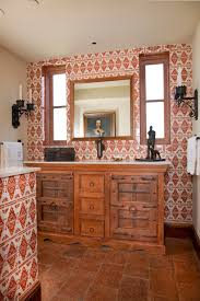 Powder Rooms Mediterranean Style Powder Rooms Traditional Home