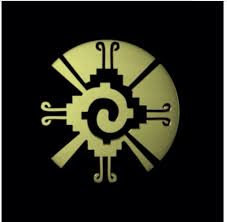galactic butterfly mayan symbol that represents the consciousness