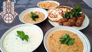 recette cuisine libanaise mezze mezze libanais