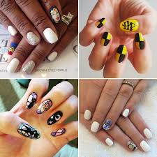 nerdy nail art ideas popsugar tech