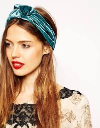 velvet headbands 30 details show you how to wear velvet pieces in fashion