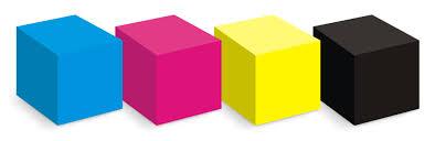 Cmyk Spectrum Basic Printing Colours