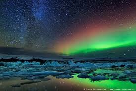 why northern lights happen 7 day winter vacation a northern lights ice cave treat