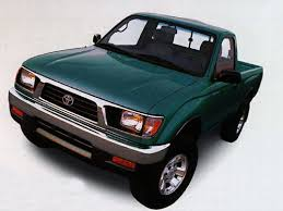 toyota tacoma trim packages 1997 toyota tacoma trim levels configurations at a glance cars com