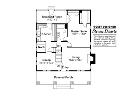 House Plans With Screened Porch Craftsman House Plans Tuckahoe 41 013 Associated Designs