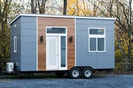 tiny house town mid century modern tiny home 170 sq ft