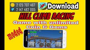 download game hill climb racing mod apk unlimited fuel download unlimited coins gems for hill climb racing modded apk of