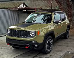jeep renegade light blue 2015 jeep renegade live stream interview and mega gallery video