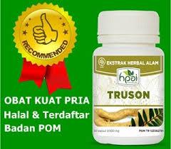 truson hpai herbal kuat alami berkhasia solusi vitalitas pria beristri